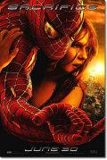 【映画ポスター】 スパイダーマン2 (SPIDER-MAN 2) Sacrifice ADV-両面 glossy★光沢あり★ オリジナルポスター