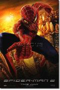 【映画ポスター】 スパイダーマン2 Destiny INT-ADV-両面 オリジナルポスター
