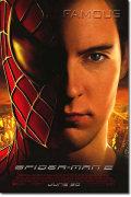 【映画ポスター】 スパイダーマン2 両面 glossy オリジナルポスター