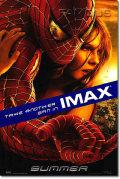 【映画ポスター】 スパイダーマン2 (SPIDER MAN 2) IMAX-両面 オリジナルポスター