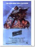 【映画ポスター】 スターウォーズ エピソード5/帝国の逆襲 (STAR WARS/マークハミル) B-SS オリジナルポスター