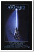 【映画ポスター】 スターウォーズ エピソード6/ジェダイの帰還 (STAR WARS/ハリソンフォード) A-SS オリジナルポスター