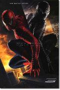 【映画ポスター】 スパイダーマン3 グッズ /マーベル アメコミ インテリア アート /フレーム別 ADV-B-両面 オリジナルポスター