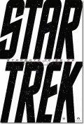 【映画ポスター グッズ】スタートレック (STAR TREK) [ADV-SS]★公開日変更前のレア版★ [オリジナルポスター]