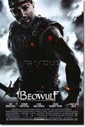 【映画ポスター】 ベオウルフ (レイウィンストン/BEOWULF) B-両面 オリジナルポスター