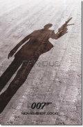 【映画ポスター】 007 慰めの報酬 (ダニエルクレイグ/QUANTUM OF SOLACE) Nov. 2008 ADV-両面 オリジナルポスター