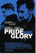 【映画ポスター】 プライド アンド グローリー (PRIDE AND GLORY) 両面 オリジナルポスター