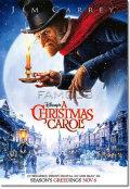 【映画ポスター】 Disney's クリスマスキャロル ADV-両面 オリジナルポスター