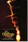 【映画ポスター】 クリスマスキャロル (ジムキャリー/A CHRISTMAS CAROL) ADV-B-両面 オリジナルポスター