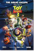 【映画ポスター】 トイストーリー3 (ディズニー グッズ/TOY STORY 3) ADV-C-両面 オリジナルポスター