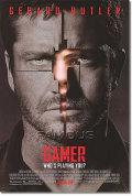 【映画ポスター】 GAMER ゲーマー (ジェラルドバトラー) 両面 オリジナルポスター