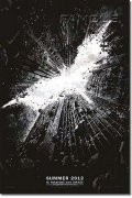 【映画ポスター】 ダークナイト ライジング (バットマン/クリスチャンベール/THE DARK KNIGHT RISES) ADV-両面 オリジナルポスター