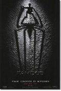 [サマーSALE] 【映画ポスター】 アメイジング スパイダーマン グッズ /モノクロ インテリア おしゃれ フレームなし /07.03.12 ADV-DS glossy オリジナルポスター