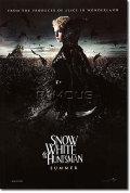 【映画ポスター】 スノーホワイト (シャーリーズセロン) Charlize Theron ADV-両面 オリジナルポスター