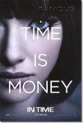 【映画ポスター】 TIME タイム (アマンダセイフライド/IN TIME) Seyfried ADV-両面 オリジナルポスター