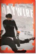 【映画ポスター】 エージェントマロリー (HAYWIRE) 両面 オリジナルポスター