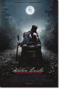 【映画ポスター】 リンカーン/秘密の書 (ABRAHAM LINCOLN) June 22-両面 オリジナルポスター