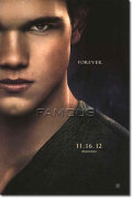 【映画ポスター】 トワイライトサーガ/ブレイキングドーン Part 2 (THE TWILIGHT) Jacob ADV-両面 オリジナルポスター