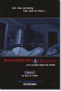 【映画ポスター】 パラノーマルアクティビティ4 (PARANORMAL ACTIVITY 4) ADV-両面 オリジナルポスター