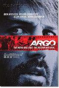 【映画ポスター】 アルゴ (ARGO) 両面 オリジナルポスター