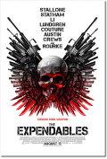 【映画ポスター】 エクスペンダブルズ (THE EXPENDABLES) REG-SS オリジナルポスター