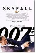 【映画ポスター】 007 スカイフォール (ダニエルクレイグ/SKYFALL) REG-SS オリジナルポスター