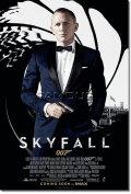 【映画ポスター】 007 スカイフォール (ダニエルクレイグ/SKYFALL) Coming Soon IMAX-INT-両面 オリジナルポスター