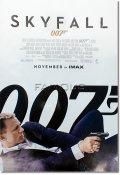 【映画ポスター】 007 スカイフォール (ダニエルクレイグ/SKYFALL) November IMAX-REG-両面 オリジナルポスター