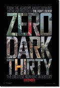 【映画ポスター】 ゼロダークサーティ (ZERO DARK THIRTY) ADV-SS glossy オリジナルポスター