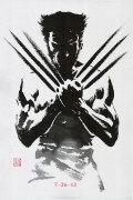 【映画ポスター】 ウルヴァリン:SAMURAI (THE WOLVERINE) ADV-DS glossy オリジナルポスター