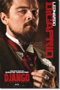 【映画ポスター】 ジャンゴ 繋がれざる者 (DJANGO UNCHAINED) DiCaprio ADV-両面 オリジナルポスター