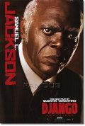 【映画ポスター】 ジャンゴ 繋がれざる者 (サミュエルLジャクソン/DJANGO UNCHAINED) Jackson ADV-両面 オリジナルポスター