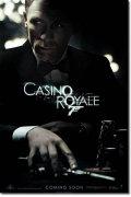 【映画ポスター】 007 カジノロワイヤル (ダニエルクレイグ/Casino Royale) Coming Soon ADV-両面 glossy オリジナルポスター