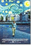 【映画ポスター】 ミッドナイトインパリ (MIDNIGHT IN PARIS) SS オリジナルポスター