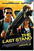 ★歳末10%OFFセール★ 【映画ポスター】 ラストスタンド (THE LAST STAND) B-両面 オリジナルポスター