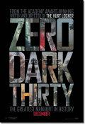 【映画ポスター】 ゼロ ダーク サーティ (ZERO DARK THIRTY) ADV-両面 オリジナルポスター