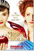 【映画ポスター グッズ】白雪姫と鏡の女王 (MIRROR MIRROR) [REG-両面] [オリジナルポスター]