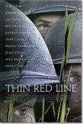 【映画ポスター】 シンレッドライン (THE THIN RED LINE) 両面 オリジナルポスター