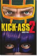 【映画ポスター】 キックアス/ジャスティスフォーエバー (KICK-ASS 2) ADV-両面 オリジナルポスター