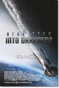 【映画ポスター】 スタートレック イントゥダークネス (STAR TREK INTO DARKNESS) REG-両面 オリジナルポスター