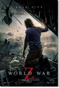 【映画ポスター】 ワールドウォーZ (WORLD WAR Z) INT-両面 オリジナルポスター