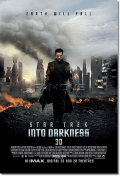 【映画ポスター】 スタートレック イントゥダークネス (STAR TREK INTO DARKNESS) INT-C-両面 オリジナルポスター