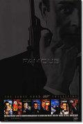 【映画ポスター】 007 ジェームズボンド (ショーンコネリー) DVD/Video Sean Connery special edition-SS オリジナルポスター
