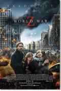 【映画ポスター】 ワールドウォーZ (WORLD WAR Z) Family INT-両面 オリジナルポスター