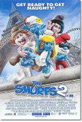 【映画ポスター】 スマーフ2 アイドル救出大作戦! (THE SMURFS 2) INT-B-両面 オリジナルポスター