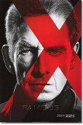 【映画ポスター】 X-MEN:フューチャー&パスト red Magneto ADV-両面 オリジナルポスター