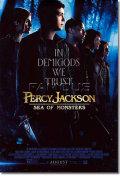 【映画ポスター】 パーシージャクソンとオリンポスの神々:魔の海 (PERCY JACKSON: SEA OF MONSTERS) 両面 オリジナルポスター