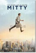 【映画ポスター】 LIFE! (THE SECRET LIFE OF WALTER MITTY) ADV-B-両面 オリジナルポスター