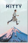 【映画ポスター】 LIFE! (ベンスティラー主演) ADV-A-両面★ヒマラヤ版★ オリジナルポスター