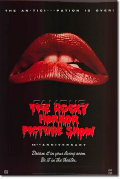 【映画ポスター】 ロッキーホラーショー (THE ROCKY HORROR PICTURE SHOW) 15th Anniversary DVD/VIDEO reissue-SS オリジナルポスター